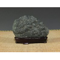 安倍川石(豆紋様石)