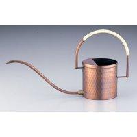 銅製水差し花暦