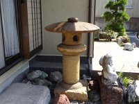 松琴亭(しょうきんてい)/灯籠