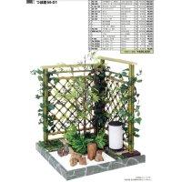 ミニ庭園セット(坪庭M01)